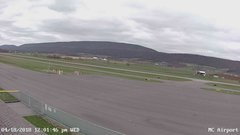 view from Mifflin County Airport (west) on 2018-04-18