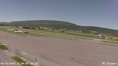 view from Mifflin County Airport (west) on 2018-06-15