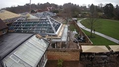 view from RHS Wisley 1 on 2018-04-02