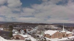 view from Highland Park Hose Co. #1 on 2018-02-18