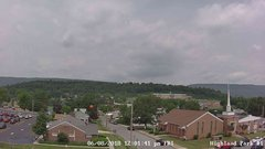 view from Highland Park Hose Co. #1 on 2018-06-08