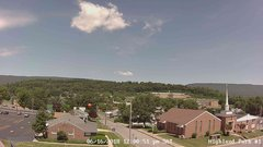 view from Highland Park Hose Co. #1 on 2018-06-16
