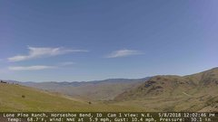 view from Horseshoe Bend, Idaho CAM1 on 2018-05-08