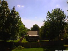 view from Logan's Run Cam2 on 2018-07-09