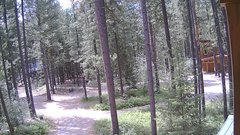 view from Cabin on 2018-07-04