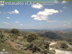 view from Villasalto on 2018-07-10