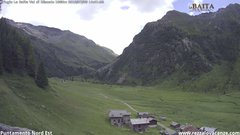 view from Val di Rèzzalo NE on 2018-07-06