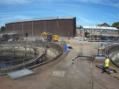 view from Dalmarnock 2 on 2018-07-05
