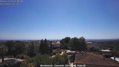 view from Montserrat - Casadalt (Valencia - Spain) on 2018-06-20