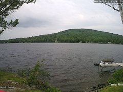 view from Neal Pond on 2018-06-18