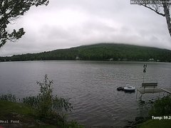 view from Neal Pond on 2018-06-24