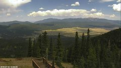 view from Angel Fire Valley on 2018-07-02