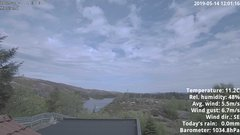 view from 1 Sotra island, W-Norway on 2019-05-14