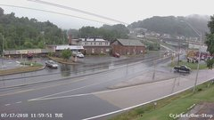view from Electric Avenue - Lewistown on 2018-07-17