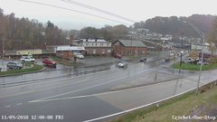 view from Electric Avenue - Lewistown on 2018-11-09