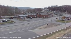 view from Electric Avenue - Lewistown on 2019-01-09