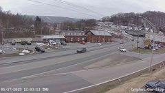 view from Electric Avenue - Lewistown on 2019-01-17