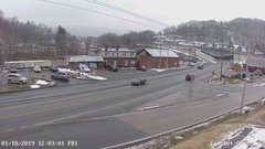 view from Electric Avenue - Lewistown on 2019-01-18
