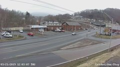 view from Electric Avenue - Lewistown on 2019-03-21