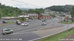 view from Electric Avenue - Lewistown on 2019-06-17
