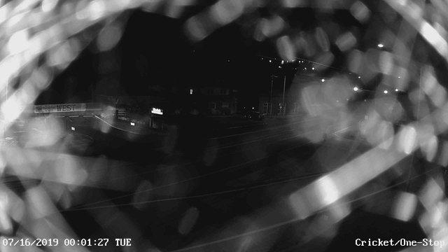 time-lapse frame, Electric Avenue - Lewistown webcam