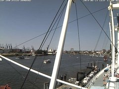 view from Cap San Diego on 2019-06-23