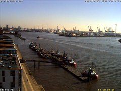 view from Altona Osten on 2018-10-12