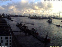 view from Altona Osten on 2018-12-13