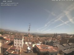 view from LOGROÑO CENTRO on 2018-08-03