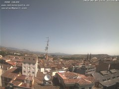 view from LOGROÑO CENTRO on 2018-08-05