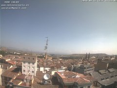 view from LOGROÑO CENTRO on 2018-08-12