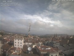 view from LOGROÑO CENTRO on 2018-10-13