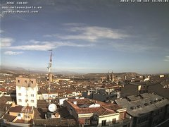 view from LOGROÑO CENTRO on 2018-12-10