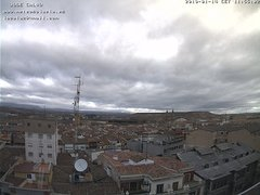 view from LOGROÑO CENTRO on 2019-01-14