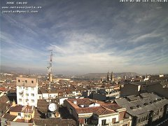 view from LOGROÑO CENTRO on 2019-02-08