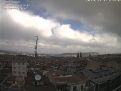 view from LOGROÑO CENTRO on 2019-02-14