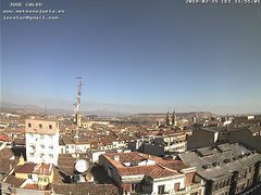view from LOGROÑO CENTRO on 2019-02-15