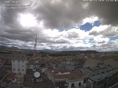 view from LOGROÑO CENTRO on 2019-06-11