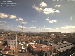 view from LOGROÑO CENTRO on 2019-07-15