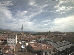view from LOGROÑO CENTRO on 2019-08-06