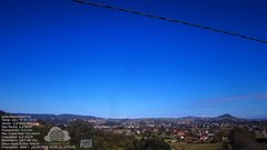 view from MeteoReocín on 2018-10-16