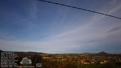 view from MeteoReocín on 2018-12-17