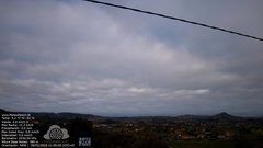view from MeteoReocín on 2019-01-08