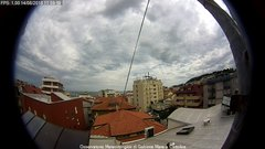 view from Oss. Meteorologico di Gabicce Mare e Cattolica on 2018-08-14