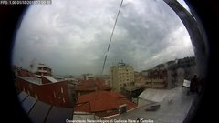 view from Oss. Meteorologico di Gabicce Mare e Cattolica on 2018-10-01