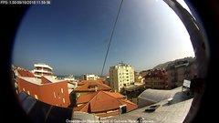 view from Oss. Meteorologico di Gabicce Mare e Cattolica on 2018-10-09