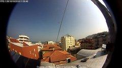 view from Oss. Meteorologico di Gabicce Mare e Cattolica on 2018-10-10