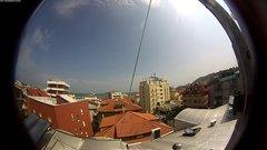 view from Oss. Meteorologico di Gabicce Mare e Cattolica on 2019-08-24