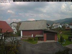 view from VREME ŽIRI-cam-1-SV on 2018-10-10