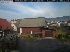 view from VREME ŽIRI-cam-1-SV on 2018-12-31